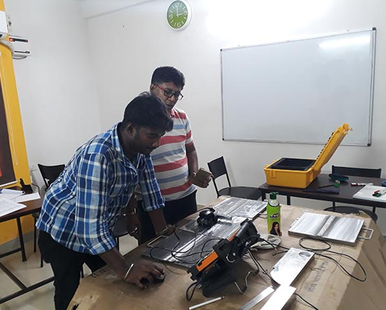 ISO 9712 training in Tamil Nadu