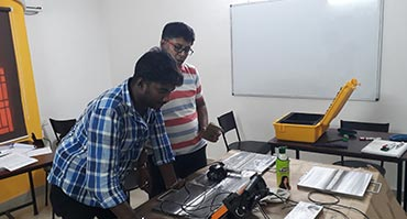ISO 9712 Eddy Current Testing course