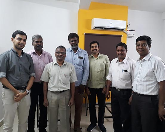 ISO 9712 certification bodies in Chennai